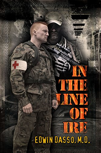In The Line Of Ire by Edwin Dasso ebook deal