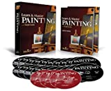 Learn & Master Painting - Homeschool Edition: Book/3-CD/20-DVD Pack