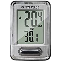 CatEye Velo 7 Wired Cycle Computer