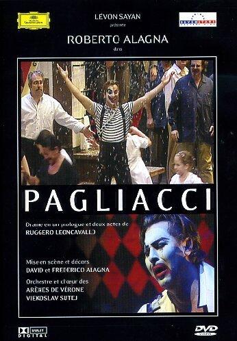 Leoncavallo(Alagna) - Pagliacci -  DVD