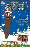 echange, troc South Park Spécial Fêtes - VF : Les Chantsts de Noël de M.Hankey / Joyeux Noël Charlie Manson / Petit caca Noël / Korn et