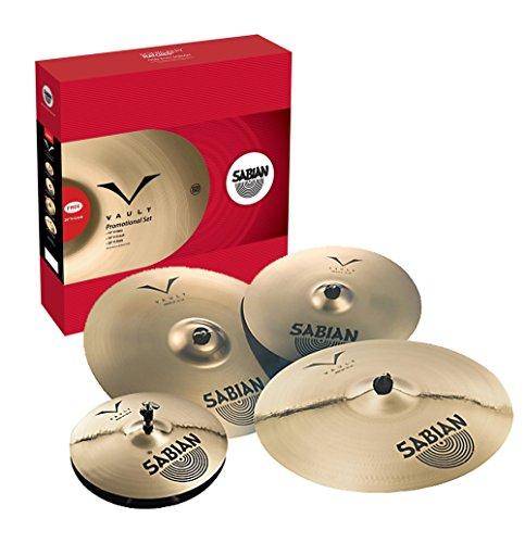 Sabian-Vault-Cymbal-Set-With-FREE-20-Crash-V5005BP-SALE