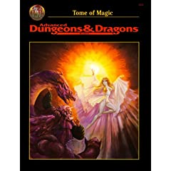 Advanced Dungeons & Dragons: Tome of Magic, 2nd Edition by Nigel Findley, David Cook, Anthony Herring and Christopher Kubasik