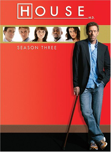 Cover art for  House, M.D.: Season Three