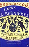 CAPTAIN CORELLI'S MANDOLIN (0099288028) by Louis De Bernieres
