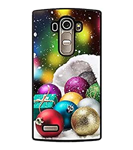 Vizagbeats Festival Decorative Balls Back Case Cover for LG G4