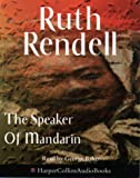 Ruth Rendell The Speaker of Mandarin