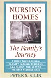 Nursing Homes: The Family's Journey