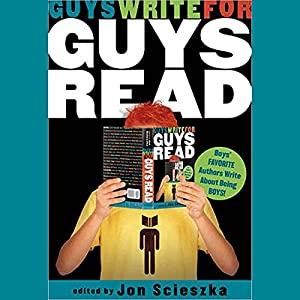 Guys Write for Guys Read Audiobook