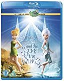 Tinker Bell and the Secret of the Wings [Blu-ray] [Region A & B & C]