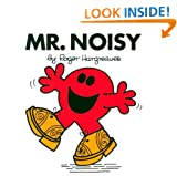 Mr. Noisy (Mr. Men Library)