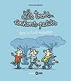 """Afficher """"Les trois cochons petits n° 01<br /> Les trois cochons petits dans la forêt enchantée"""""""