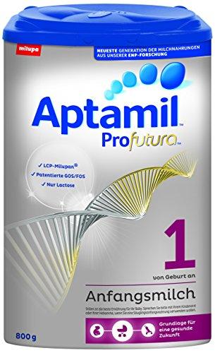 Aptamil Profutura 1 Anfangsmilch von Geburt an, 4er Pack (4 x 800 g)