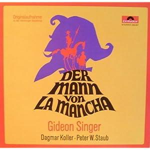 Der Mann Von La Mancha Originalaufnahme In Der Hamburger