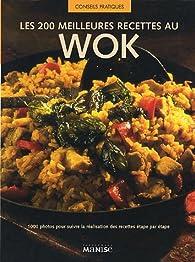 Les 200 meilleures recettes au Wok par Linda Doeser