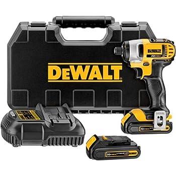 DEWALT DCF885C2 20-Volt