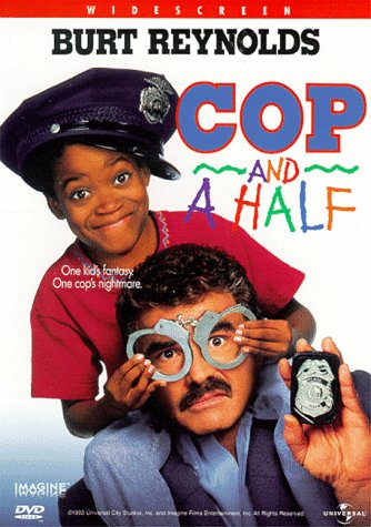 Cop and ½  / Cop and a Half / Полицейский с половиной (1993)
