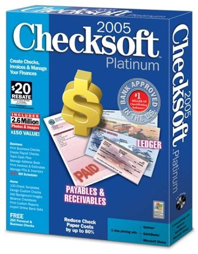 Checksoft 2005 Platinum (Invoice And Estimate Program compare prices)