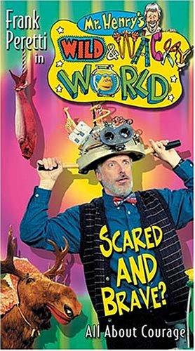Mr Henrys Wild & Wacky Scared & Brave & About [VHS] [Import]