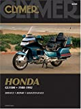 img - for Clymer Honda: Gl1500 1988-1992 book / textbook / text book