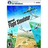 Microsoft Flight Simulator X Standard DVDby Microsoft