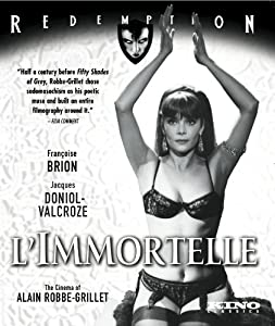 L'Immortelle [Blu-ray]