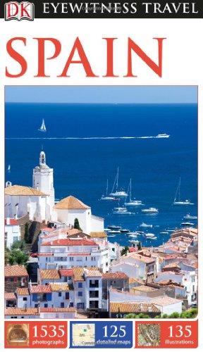 DK Eyewitness Travel Spain (Dk Eyewitness Travel Guides Spain)