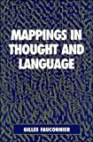 cover of Mappings in Thought and Language