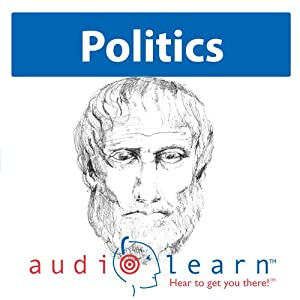 'The Politics' by Aristotle AudioLearn Study Guide Audiobook