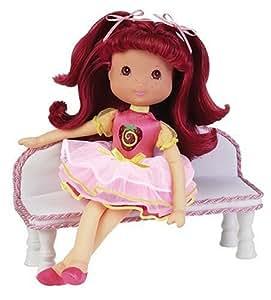 "Strawberry Shortcake 12"" Soft Body Doll with DVD: Strawberry Shortcake"