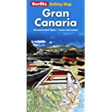 Gran Canaria Berlitz Holiday Map (Berlitz Holiday Maps)