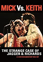 The Rolling Stones - Mick Vs. Keith The Strange Case Of Jagger & Richards [DVD] [NTSC] [2012]