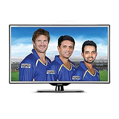 Mitashi MIDE040V01 101 cm (40 inches) Full HD Smart LED TV
