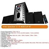 Intex 5.1 MultiMedia Bluetooth Speaker System IT-4050 SUF BT(FM&USB,MMC/SD)