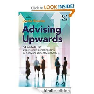 Advising Upwards eBook Lynda Bourne
