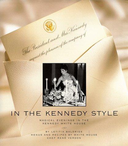 In the Kennedy Style, Baldrige, Letitia