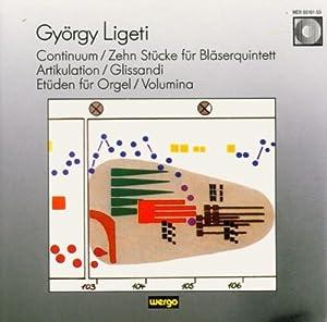 Ligeti: Instrumental Works by Wergo