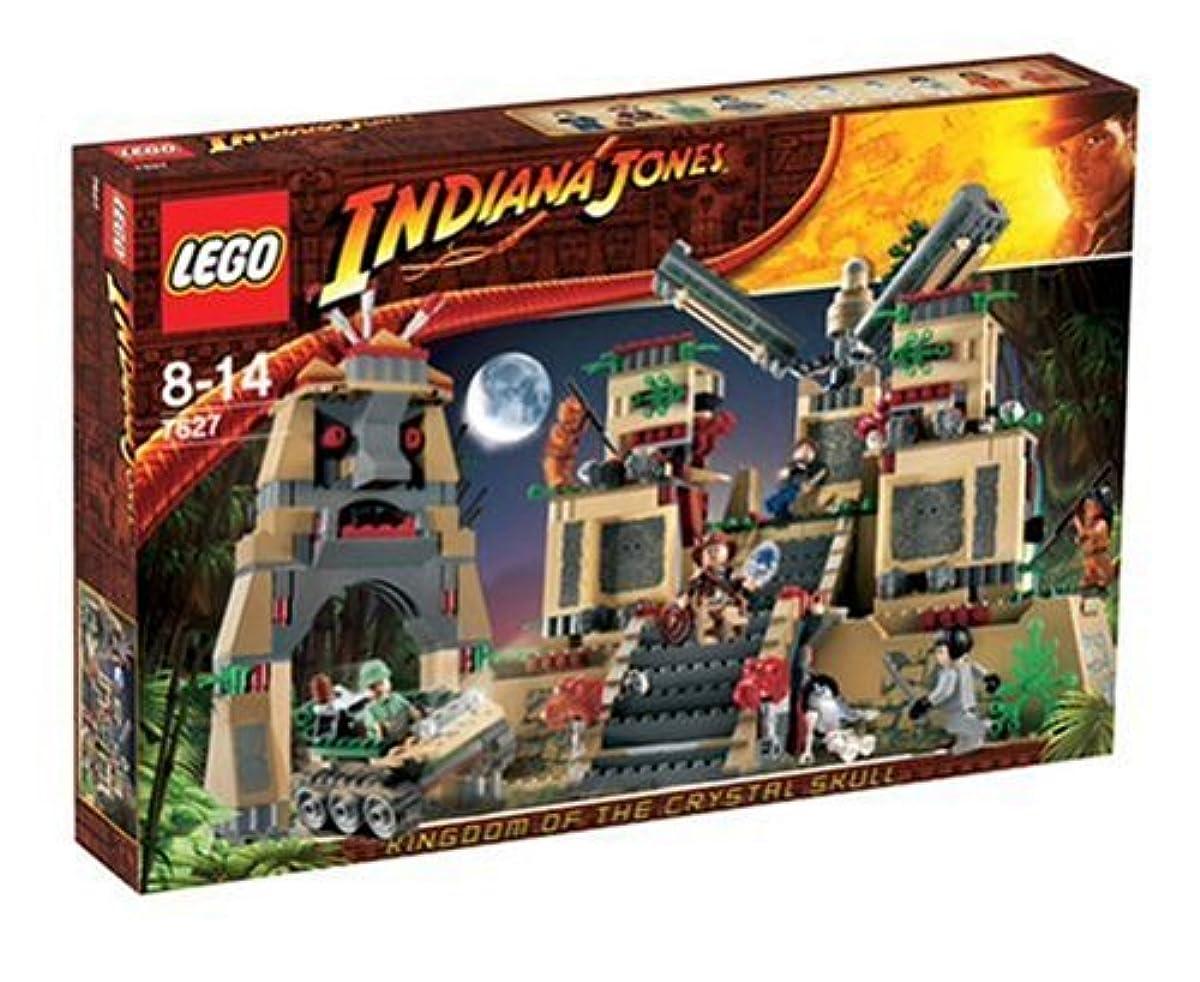 [해외] 레고 (LEGO) 인디존스 크리스탈스쿨의 마궁궐  7627 (2008-05-31)