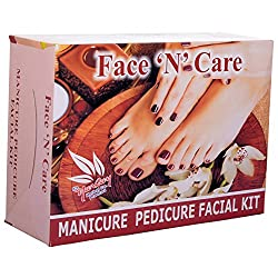 Face N Care Manicure-Pedicure Kit, 400gm
