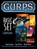 GURPS BASIC SET Campaigns (GURPS: Generic Universal Role Playing System) (1556347308) by Jackson, Steve