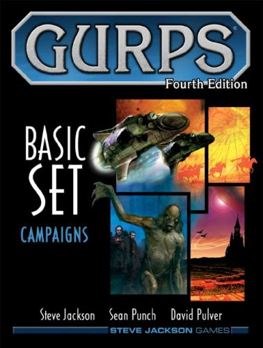 kaufen Gurps Basic Set: Campaigns (GURPS: Generic Universal Role Playing System)