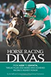 img - for Horse Racing Divas: From Azeri to Zenyatta, Twelve Fillies and Mares Who Achieved Racing's Highest Honor by Staff and Correspondents of The Blood-Horse (2011-11-01) book / textbook / text book