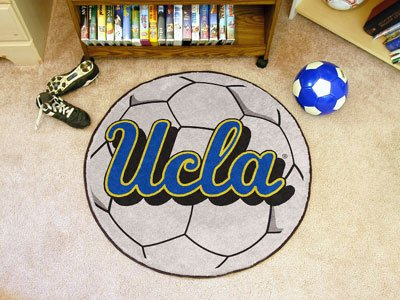 Cheap Sofa Beds  Angeles on Ucla   California  Los Angeles Soccer Ball Rug   Furniture For Sale