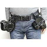 Fogta Quick Save Waist Belt Holster Hanger Strap Buckle for Digital SLR Dslr Camera