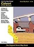 img - for ADC The Map People Calvert County, Maryland: Street Map Book book / textbook / text book