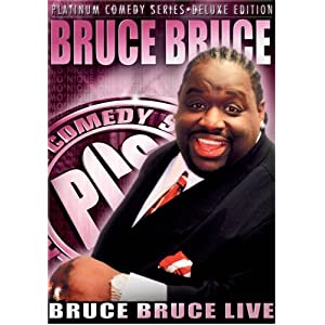 Platinum Comedy Series &#8211; Bruce Bruce