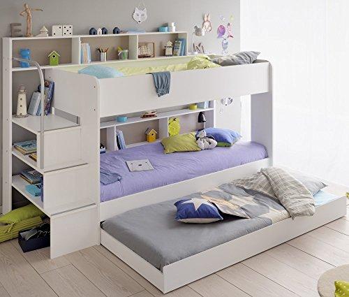 90x200-Kinder-Etagenbett-Weigrau-mit-Bettkasten-Treppe-und-Gelnder