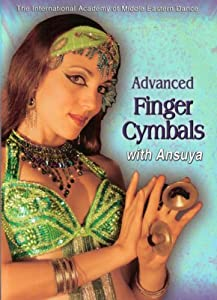 Advanced Finger Cymbals with Ansuya (Bellydance)