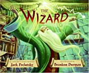 The Wizard by Jack Prelutsky cover image