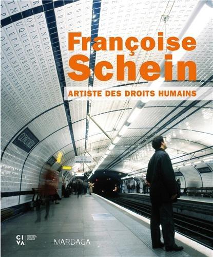 Françoise Schein, artiste des droits humains